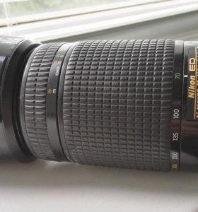 Nikon AF 70-300/4-5.6 D ED