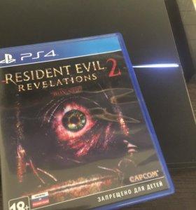 PS4 resident evil 2 revelation