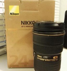 Nikon AF-S 24-70/2.8