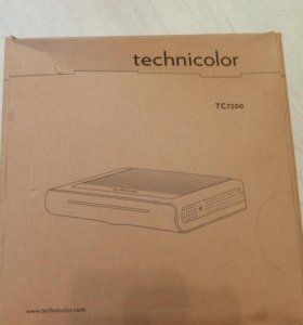Модем Technicolor TC7200