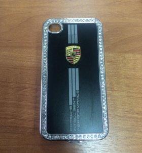 iPhone 4/4S чехол накладка