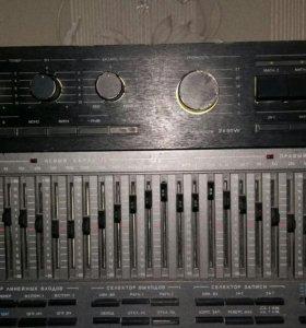 Советская аудиоаппаратура. 7 предметов