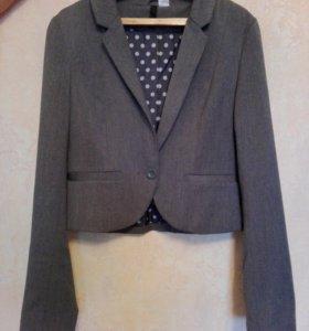 Пиджак приталенный HM