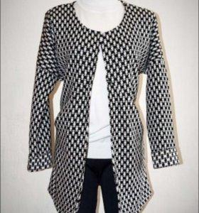Кардиган - пиджак новые