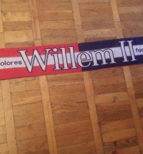 Шарф коллекционный tricolores willem II