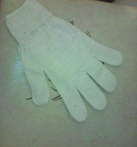 Хб перчатки 2 сорт
