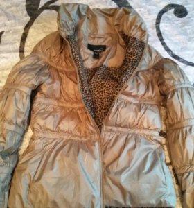 Зимняя куртка Mango