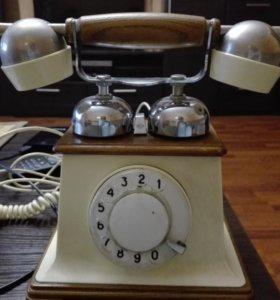 Ретро телефон 1981 год выпуска. Рижский завод vef