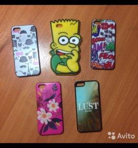 Чехлы для iPhone 5 и iPhone 5s