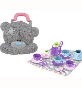 Набор посуды(для чаепития)Мишка Тедди+подарок