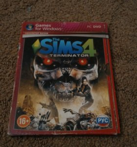 Sims 4 Terminator