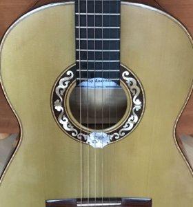 Мастеровая гитара