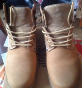 Ботинки мужские 43-44 размер