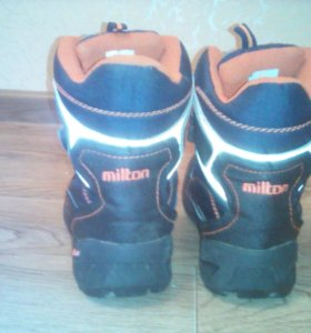 Ботинки зимние milton