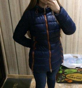 Зимне-осенняя куртка