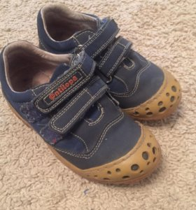Ботинки Антилопа