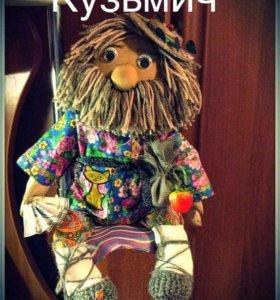 Текстильная игрушка.Оберег домовой.