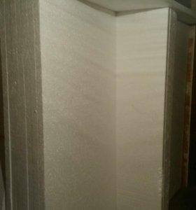 Пенопласт ,плотность 25 размер 50 × 1000 ×2000