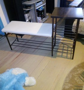 Столы стулья скамейки табуретки