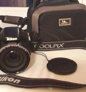 Фотоаппарат Nikon l820