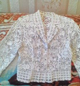 Пиджак-блузка
