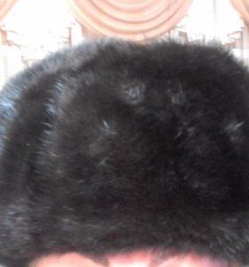 Шапка мужская норковая
