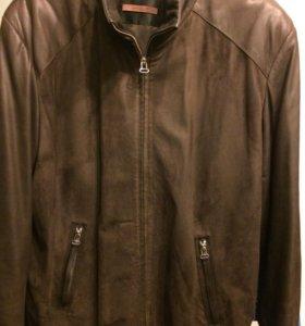 Куртка кожаная Hiperbol