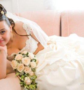 Свадебное платье Бельфасо