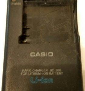 Зарядное устройство Casio BC-30L