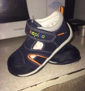 Новые сандали Kapika