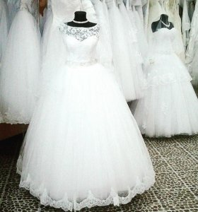 Свадебное платье ЛИЛИ новое продажа /прокат