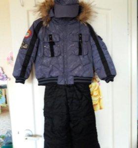 Зимние и демисезонные костюмы