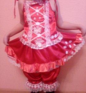 Новогодний костюм конфетка(прокат)