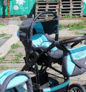 Продаётся коляска 3в1
