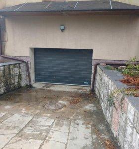 ворота гаражные по размерам заказчика