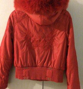 Куртка (зима) - торг!
