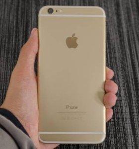 Айфон 6+ 64 gold