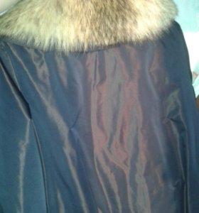Пальто пихора куртка 50