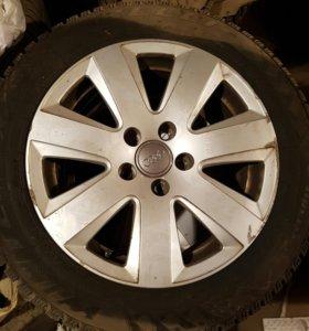 оригинальные колеса Ауди А3 А4 А6