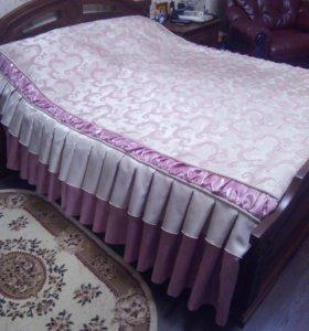 Покрывало на 1 5 спальную кровать купить