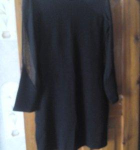 Платье теплое 40-42
