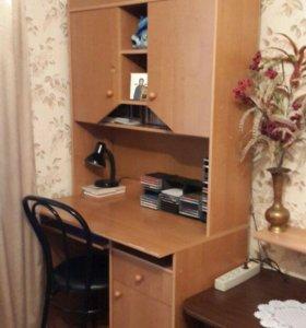 Детские шкафы и компьютерный стол