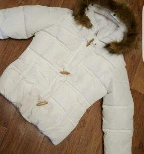 Белоснежная курточка