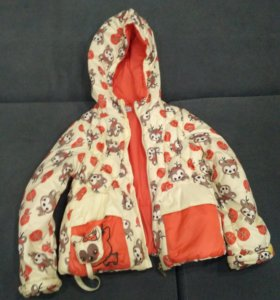 Куртка детская 1-2 года