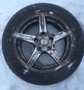 Зимние колёса 205/55 R16
