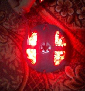 Красная светодиодная лента