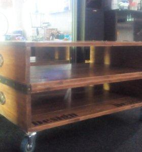 Журнальный столик Loft
