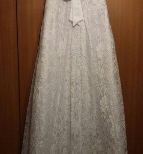 Свадебное платье+ Подарок.