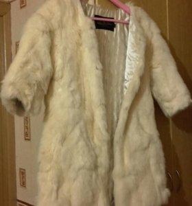 Пальто кролик
