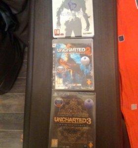 Лицензионные диски PS3